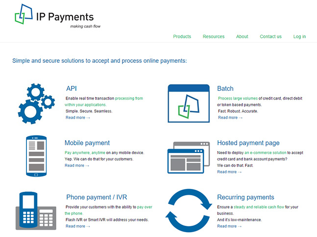 IP Payments